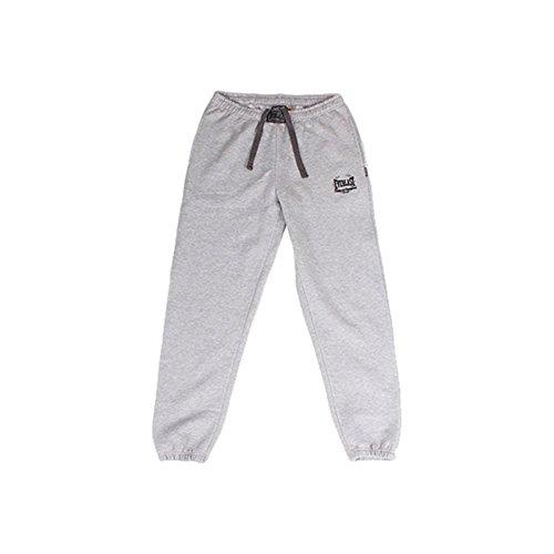 Everlast -  Pantaloni sportivi  - Uomo grigio Medium