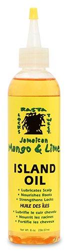 Jamaican Mango & Lime Island Oil, 240ml