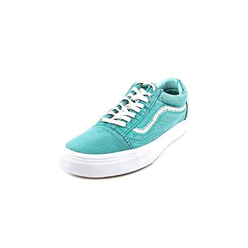 Chaussures Vans U Old Skool Reissue - Vintage Sunfade / Spearmint-Vert Vert