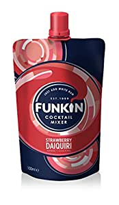 Funkin Strawberry Daiquiri Cocktail Mixer, 100g