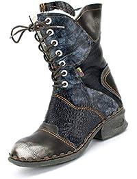 8b3dd4ee0214 Suchergebnis auf Amazon.de für  Ausgefallene - Blockabsatz   Stiefel ...