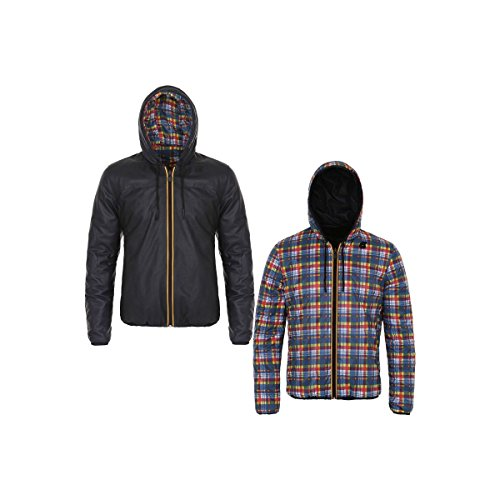 Jacke - Jacques Kl Air Padded Double Kway Tartan