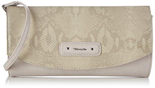 Tamaris BETSY Baguette Bag 1314151-295 Damen Baguettes 28x16x4 cm (B x H x T), Grau (grey comb)