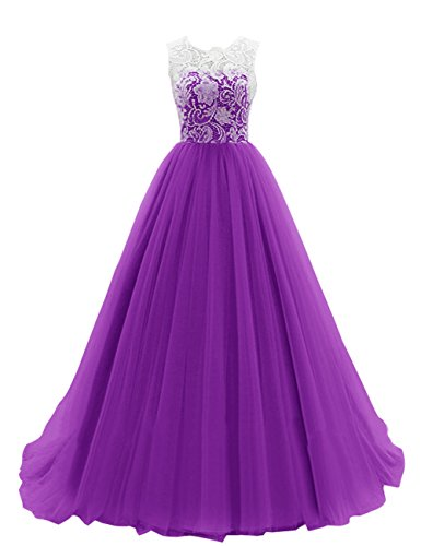 dresstells-womens-long-tulle-ball-gowns-wedding-dress-evening-formal-party-maxi-dress-purple-size-6