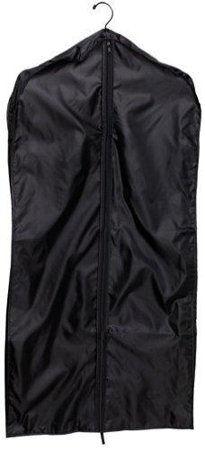 Schwarz Kleidungsstück (Household Essentials Nylon Polyester Kleidungsstück, Schwarz)