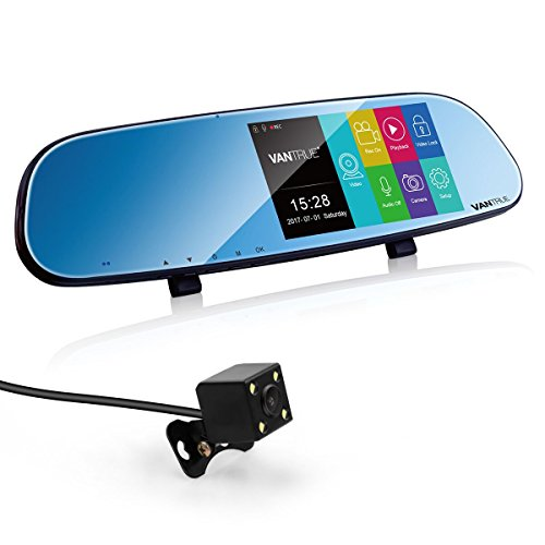 Vantrue N3 Full Hd 1080p R Troviseur Dash Cam Cam Ra De