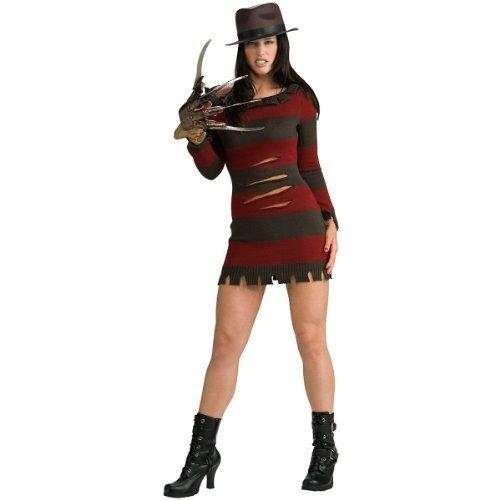 Miss Krueger Costume - X-Small - Dress Size -