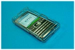 Crystal Case Étui rigide/Ice Cover pour Sony Ericsson K770i K770/Housse Crystalcase/Ice Case