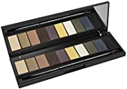 L'Oreal Paris Color Riche Eyeshadow Platte - 4.5 ml, La Palette Smo