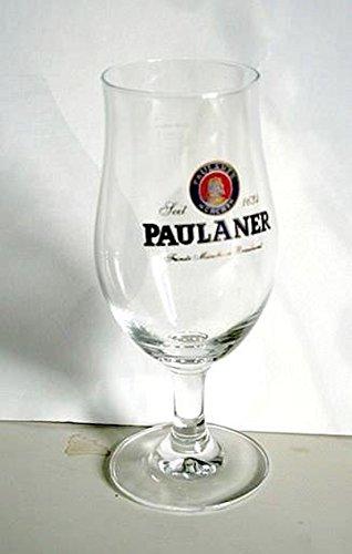 ileauxtresors Lots de 6 Verres à bière paulaner 25 cl