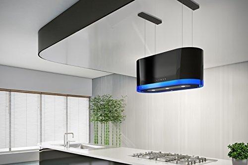 maan-island-cooker-hood-santina-black-2-free-carbon-filters-eu-efficiency-class-b-state-of-the-art