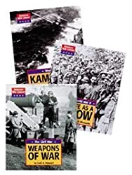 The American Revolution: Strategic Battles (American war library)