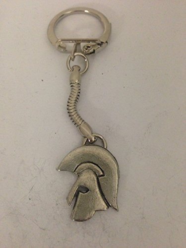 trojan-helmet-pp-emblem-made-of-fine-english-pewter-on-a-snake-keyring