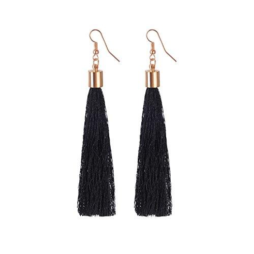 Nette Elegante Dangle Quaste Ohrringe Valentinstag Geschenke Für Frauen - Diamond Baumeln Ohrringe