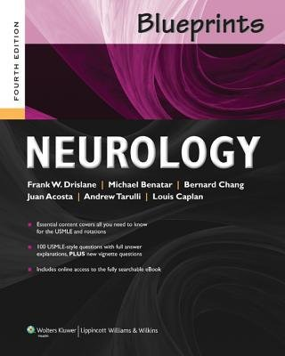[(Blueprints Neurology)] [Author: Frank W. Drislane] published on (May, 2013)