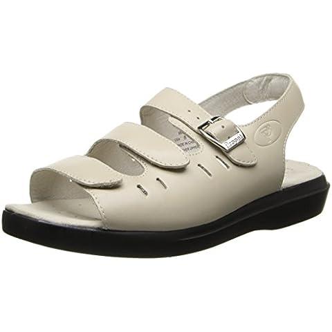 Propet Breeze Walker Stretta Pelle Sandalo
