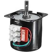 c440e609e66 Ils - 60KTYZ 220V 14W Permanente magnético Síncrono AC Motor Máquina de  Engranajes ...
