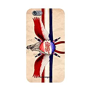 HomeSoGood The Vintage Pepsi Cola Brown 3D Mobile Case For Apple Iphone 6/6S (Brown)