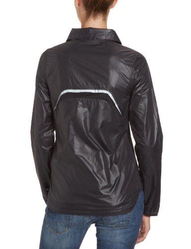 Reebok zig tech veste de sport pour femme Noir - noir