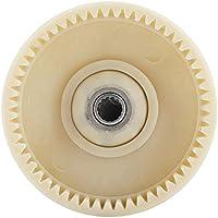 TOPINCN Motosierra eléctrica de plástico Accionamiento Sproket Engranaje Interno para 107713-01 y 717-04749 Producto Piezas Accesorios de Repuesto Herramienta de jardín