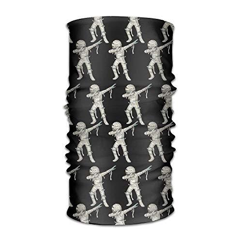 y Halloween-01 Women&Men Neck Gaiter Magic Headwear Headband Face Bandana Mask Sport Scarf Neckwarmer Headwrap 12 In 1 Multi Function ()