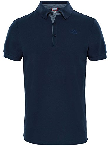 The North Face Premium Pique polos- (Kleidung Sport-) blau
