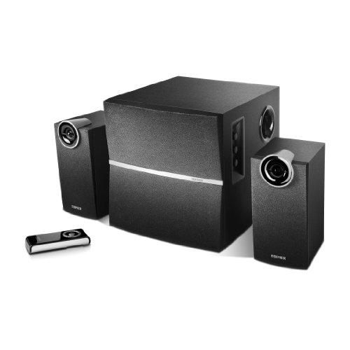 EDIFIER M3250 2.1 Lautsprechersystem (36 Watt) mit Infrarot-Fernbedienung