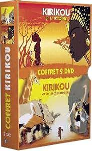 Coffret Kirikou : Kirikou et la sorcière + Kirikou et les betes sauvages
