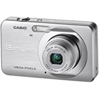 "Casio EXILIM EX-Z80 SR Digitalkamera (8 Megapixel, 3-fach opt. Zoom, 2,6"" Display) silber"