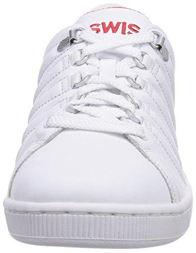 K-Swiss LOZAN III Herren Sneakers Weiß (Weiss 119)