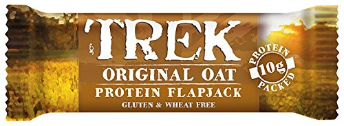 Trek Original Oat Flapjack Bar 50 g (Pack of 16)
