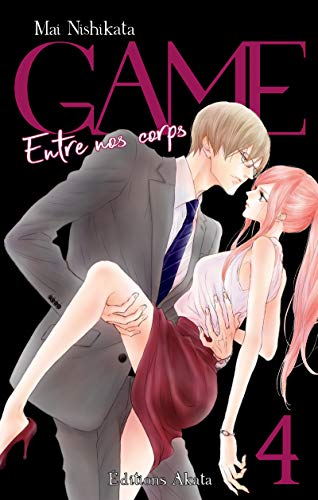 GAME : Entre nos corps Edition simple Tome 4