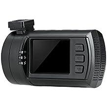WINGONEER Mini 0806 Full HD 1296P discreta cámara tablero de coches Cam DVR GPS de Ambarella A7LA50 OV4689