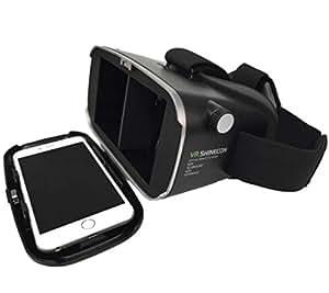 VR Shin Econ VR Virtual Reality Micro-Casque 3D VR