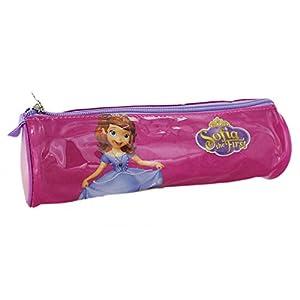 Princesa Sofía Sofia The First – Estuche Escolar (Mega Brands 6445410PVC)