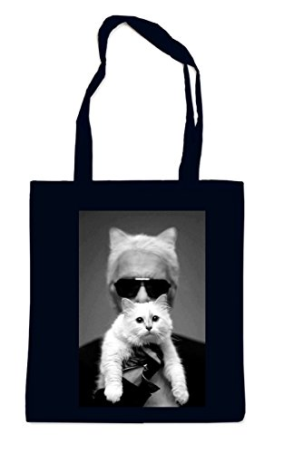 Certified Freak Karl Who Pussycat Bag Black