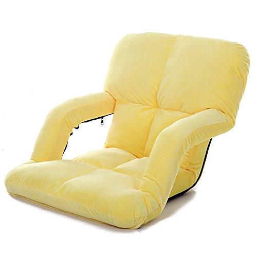 LIANTING Faule Couch Einzigen Wohnzimmer Schlafzimmer Faltbare Liege