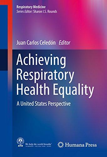 Achieving Respiratory Health Equality: A United States Perspective (respiratory Medicine) por Juan Carlos Celedón epub