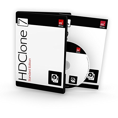 HDClone 7 Standard Edition (Box, deutsch) - Kopieren | Backup | Datenrettung