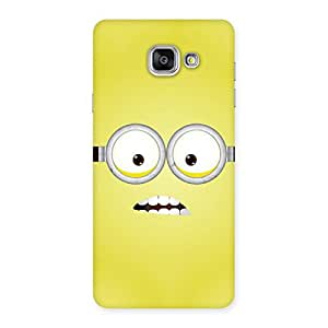 Special Yellows Fun Back Case Cover for Galaxy A7 2016