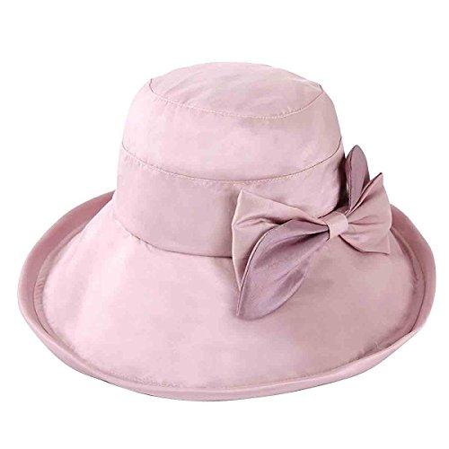 Summer Lady's Cotton Sun Hat UV Sun Hat Foldable Beach Hat