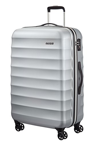 american-tourister-palm-valley-spinner-77-28-valigia-litri-887-metallic-silver