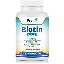 Biotin (10.000mcg)
