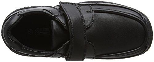 Cool For School N1096, Mocassins (loafers) garçon Noir (noir)