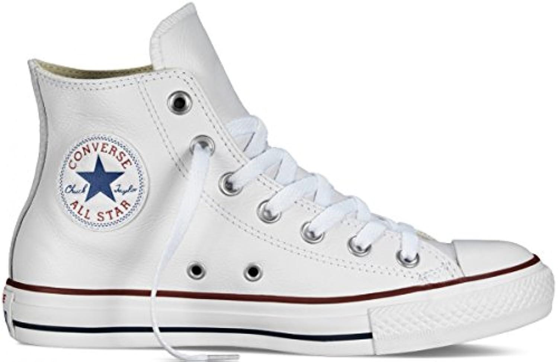 Converse Chuck Taylor All Star Hi-top de cuero 132169c