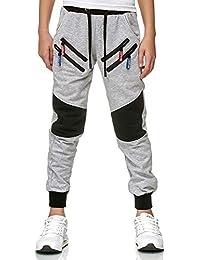 eaa9c717fb02f9 XRebel Kinder Junge Jogging Hose Jogger Streetwear Sporthose Modell W09