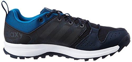 adidas Galaxy Trail M, Chaussures de Running Homme, Noir Noir - Negro (Maosno / Hiemet / Maosno)