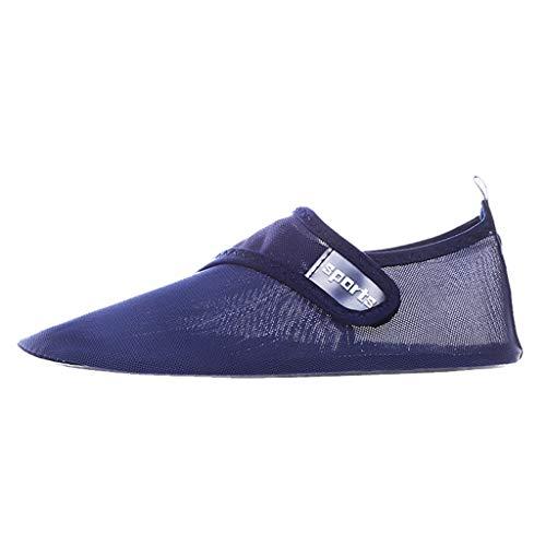 n Wasser Schuhe Sport Quick Dry Barfuß Socken Schwimmen Strand Walking Yoga Strand-Wasserschuhe Der ZufäLligen Paarteignungsschwimmenschuhe Weiblichen StromaufwäRts ()