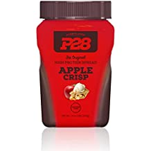 P28 Foods Formulated High Protein Spread, Apple Crisp, 16 Ounce by P28 Foods
