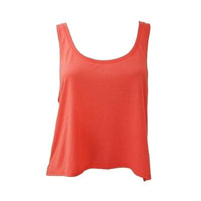 Bella Canvas- Camiseta de tirantes Flowy para chica/mujer